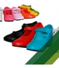Zapatos de Flamenco de Niña/Niño