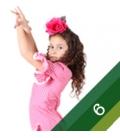 Trajes flamenca niña - Talla 6