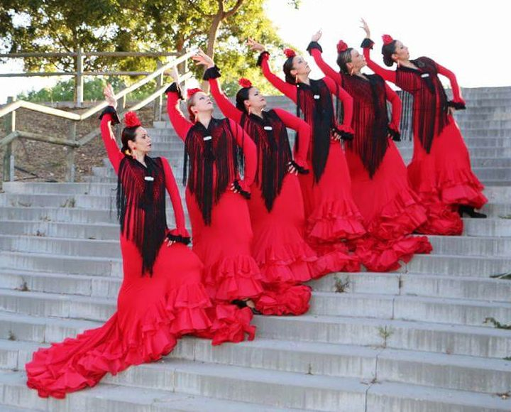 Grupo de Baile Flamenco, Torrox - Málaga