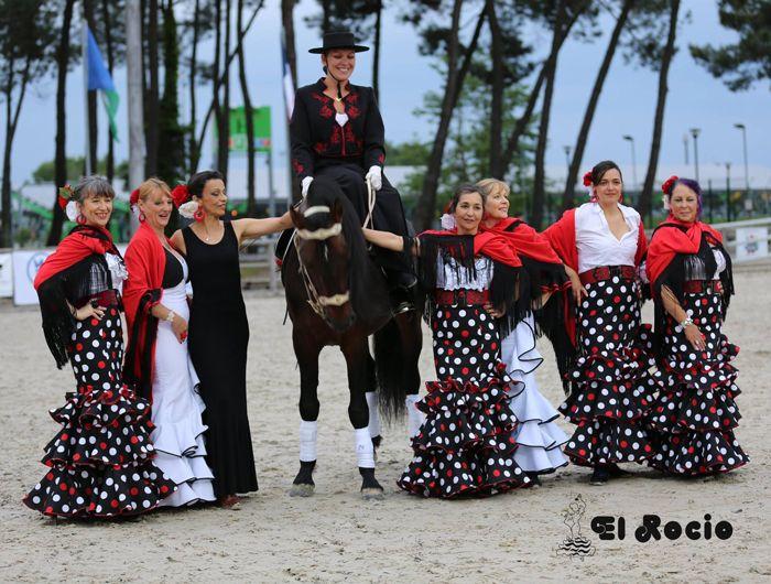 Grupo de Baile Flamenco, Francia