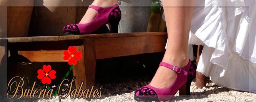 Pisa con Garbo, Zapatos Bulería