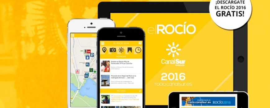 App de la Romeria del Rocio