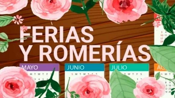 Calendario de Ferias y Romerías en Andalucía 2016