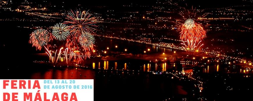 Conciertos de la feria de Málaga del 2016