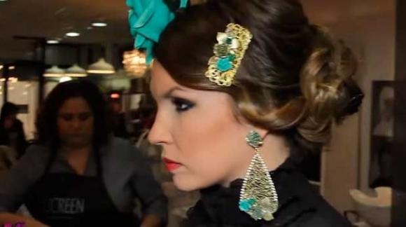 Peinados Flamencos