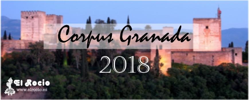 Feria del Corpus 2018, Granada