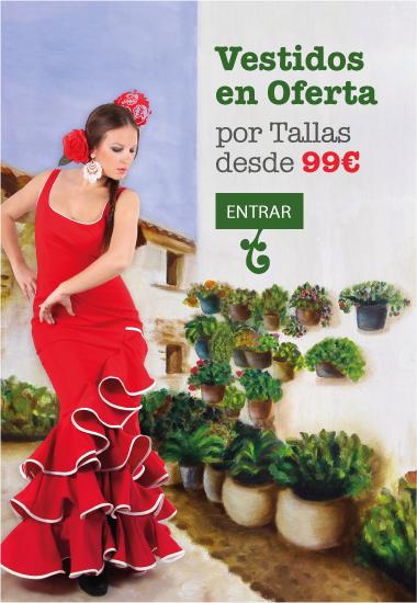 Trajes de Flamenca Oferta