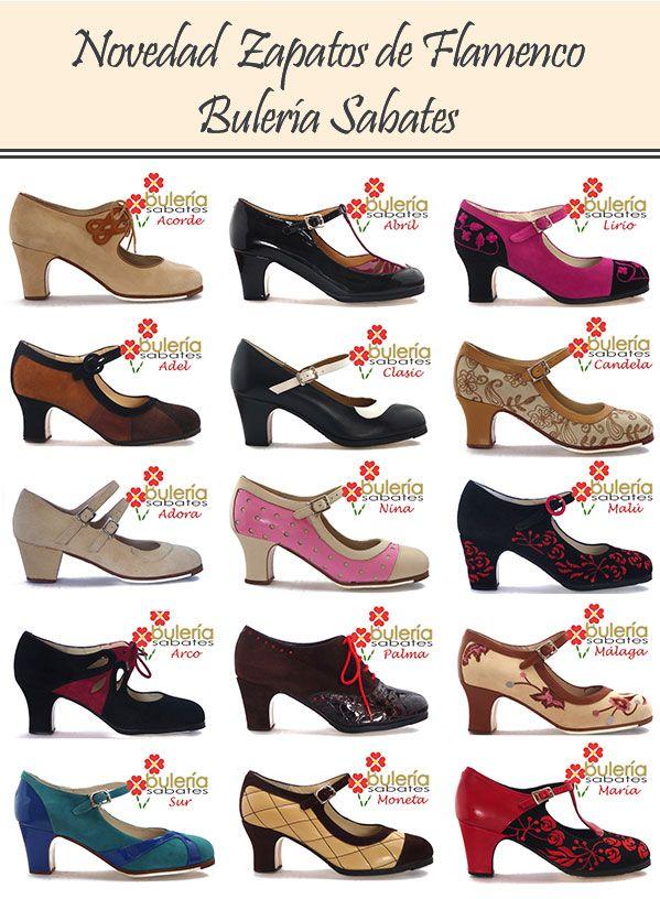 5c2f14c7c Zapatos de Flamenco Bulería Sabates - Blog El Rocio - Blog de ...