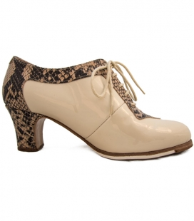 Zapato De Flamenco Profesional Idella