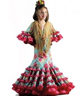 vestidos de flamenca niñas