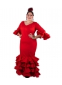 Trajes de Flamenca, Talla 50 (2XL)