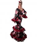 Trajes de Flamenca Triana