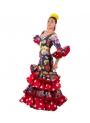 Vestido de flamenca 2018