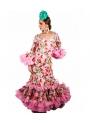 Vestidos de Flamenca 2018, Talla 42 (L)
