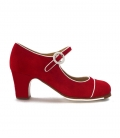 Zapatos Flamenco, Cante