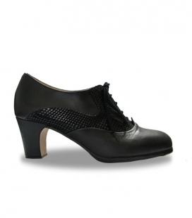 Zapato Flamenco Abotinado Profesional