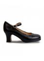 Zapatos de Flamenco, Pasión Académico negro 37