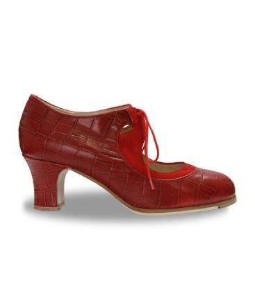 Zapato de flamenco profesional