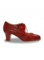 Zapato Flamenco Profesional Modelo Norte