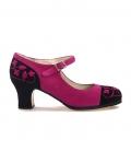 Zapatos de Flamenco, Lirio Profesional
