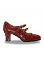 Zapato De Flamenco Profesional Gades
