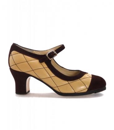 2f6dbe2c9 Zapatos de Flamenco mod. Moneta profesional