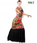 Faldas de Baile Flamenco cintura