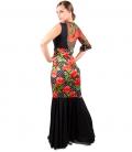 Faldas de Baile Flamenco cintura alta