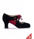 Zapatos Flamenco, Arco Profesional
