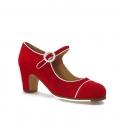 zapato flamenco cante buleria
