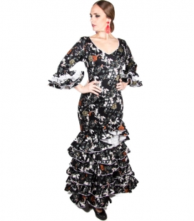 Vestidos de Flamenco, Talla 42 (L)