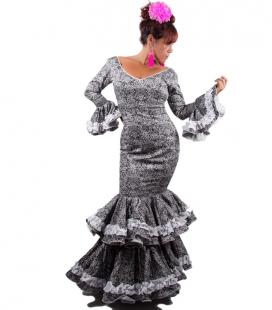 Vestido de Flamenca, Talla 42 (L)