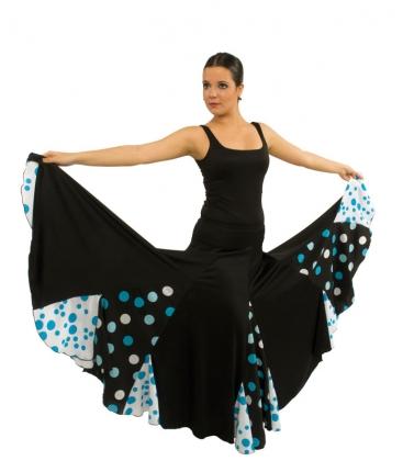 Falda de sevillanas mod. EF-006 sra