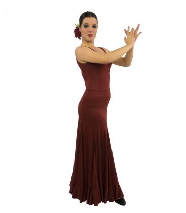 Falda de flamenco mod. EF103 sra