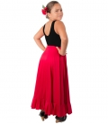 faldas para niña de flamenco