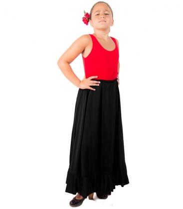 fd89195e3 Faldas Flamencas de Ensayo, Modelo F115