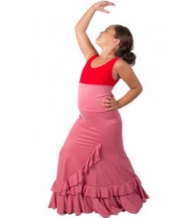 Faldas de flamenca de niña