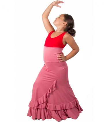 c71d53a9d Faldas de Ensayo Niñas, Modelo Salon