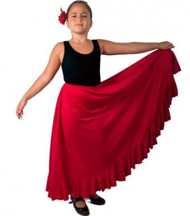 comprar online 76c94 cd324 Faldas Flamencas Baratas niña - Baile Flamenco desde 14,90 ...