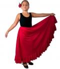 Faldas de Ensayo Niñas, Modelo MC2
