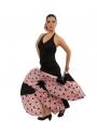 Falda baile de flamenco mod. 145 niña