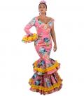 Trajes de Flamenca, Talla 34