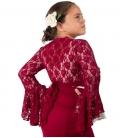 torera de flamenco