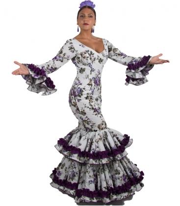 trajes de flamenca 2019. trajes de flamenca 2019  vestidos ... 802b1831682