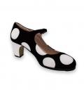 zapatos profesionales de flamenco