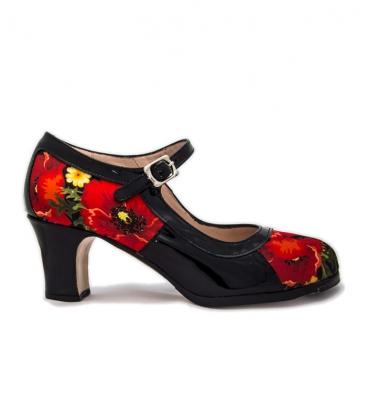 Zapato profesional de flamenco