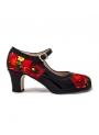 Zapato profesional de flamenco Mod. Rosella