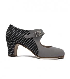 Zapato de Flamenco Abotinado- Bodas