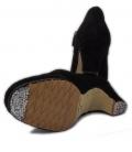 Zapatos de baile flamenco Ante