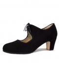 zapato de baile flamenco